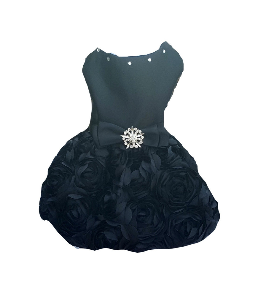 Little Black Dress - Chic Doggie Boutique  - 1