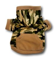 Camo Fleece - Chic Doggie Boutique  - 3