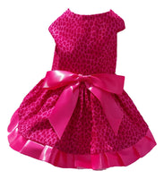 Hot Pink Cheetah - Chic Doggie Boutique  - 1