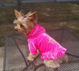 Pink Crown - Chic Doggie Boutique  - 1