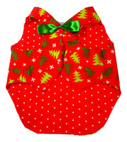 Christmas Tree Waistcoat Vest - Chic Doggie Boutique  - 1