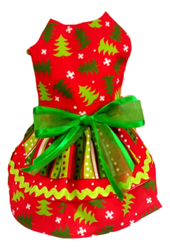 Christmas Dress - Chic Doggie Boutique  - 2