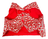 Candy Cane Christmas Vest - Chic Doggie Boutique  - 1