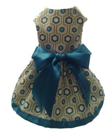 Green and Aqua - Chic Doggie Boutique  - 1
