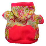 Hot Pink with Flowers - Chic Doggie Boutique  - 3