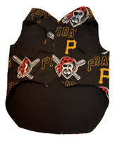 Pittsburgh Pirate Vest - Chic Doggie Boutique  - 1