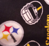 Pittsburgh Steeler Pajama/Lounger - Chic Doggie Boutique  - 5