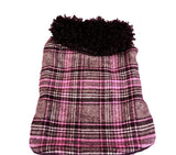 Pink Plaid Coat - Chic Doggie Boutique  - 2