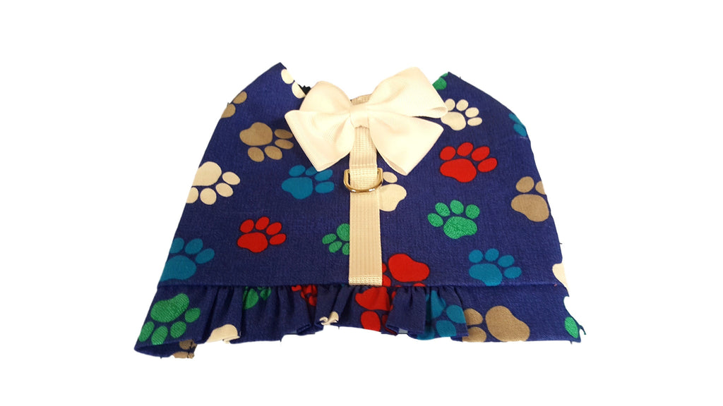 Blue Paw Print - Chic Doggie Boutique  - 2