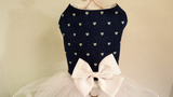 Denim and Tulle Tutu - Chic Doggie Boutique  - 3