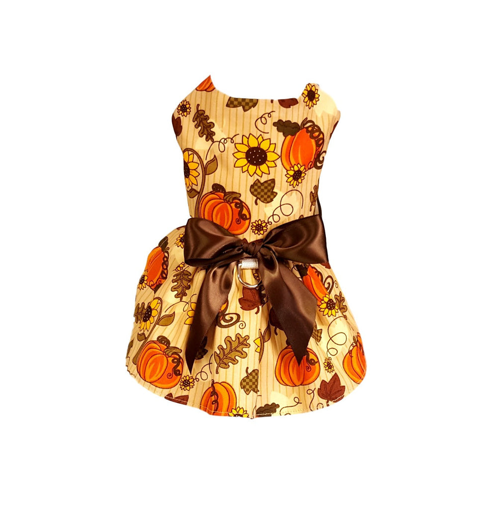 Sunflowers and Pumpkins - Chic Doggie Boutique  - 2