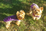 Pink or Purple Cheetah Coat - Chic Doggie Boutique  - 3