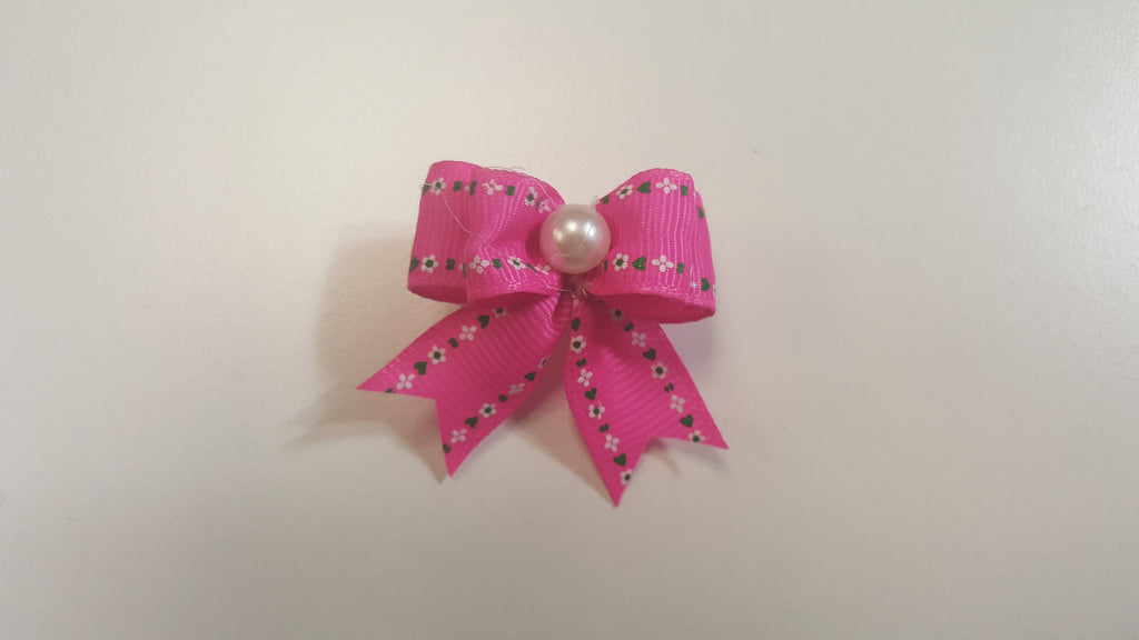 Dog Hair Bow - Chic Doggie Boutique