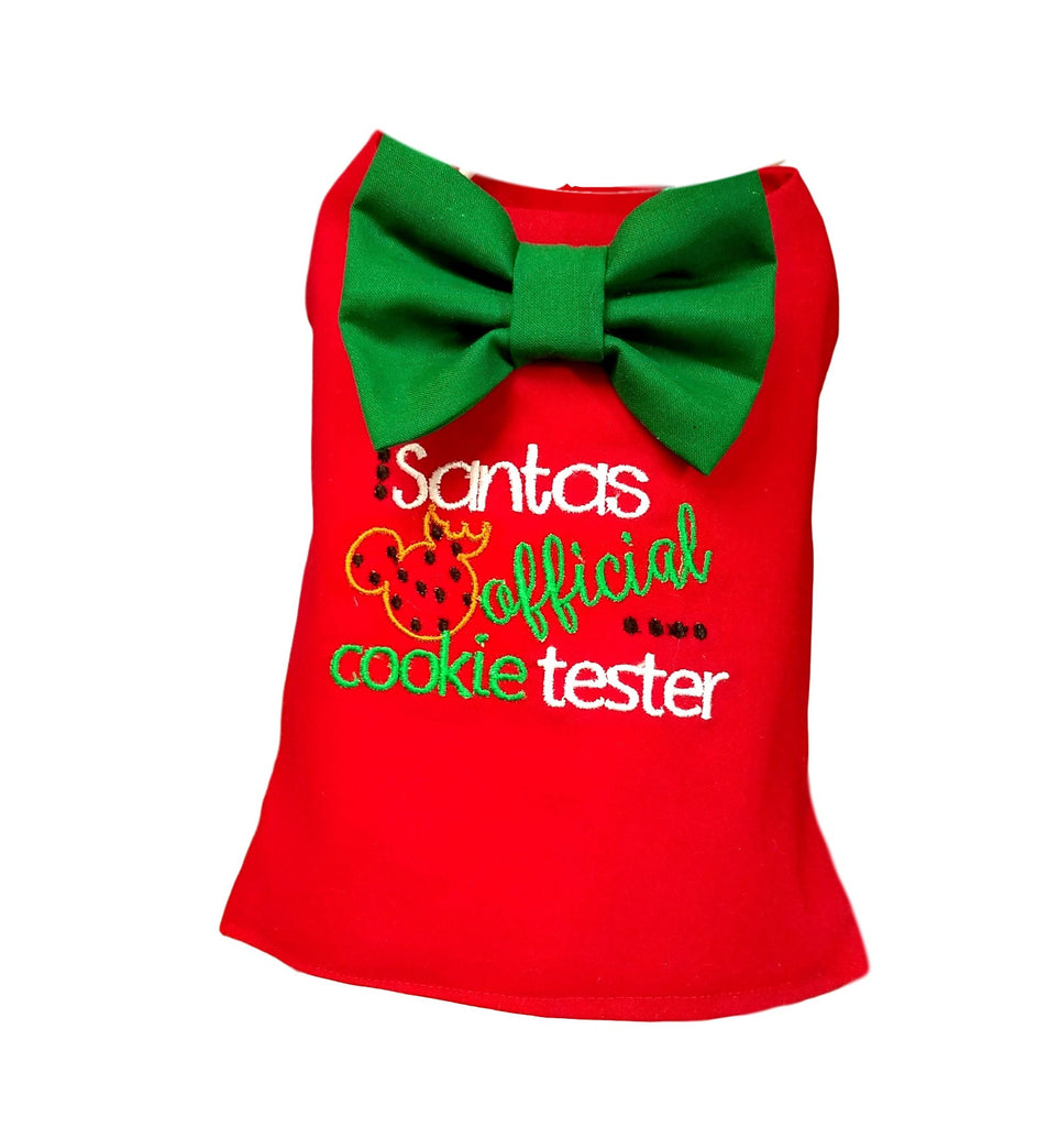 Christmas Vest - Chic Doggie Boutique
