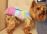 Easter Dog Tutu Dress