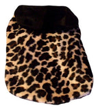 Cheetah Print Fur Coat - Chic Doggie Boutique  - 2