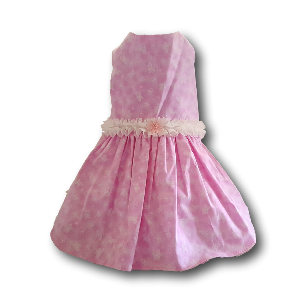 Pink Butterfly - Chic Doggie Boutique  - 1