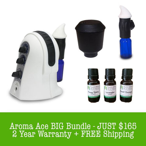 Amora Ace Atomising Diffuser BIG Bundle (Made in USA)