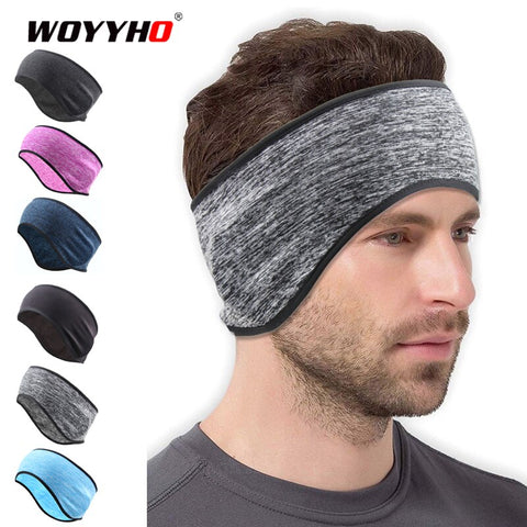 Unisex Winter Outdoor Headband