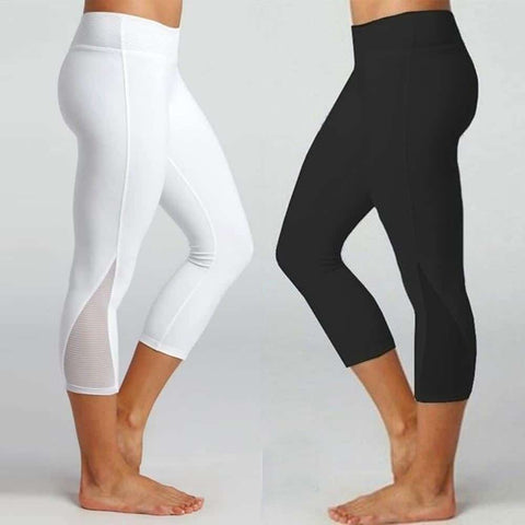 Summer Fashion Yoga Leggings
