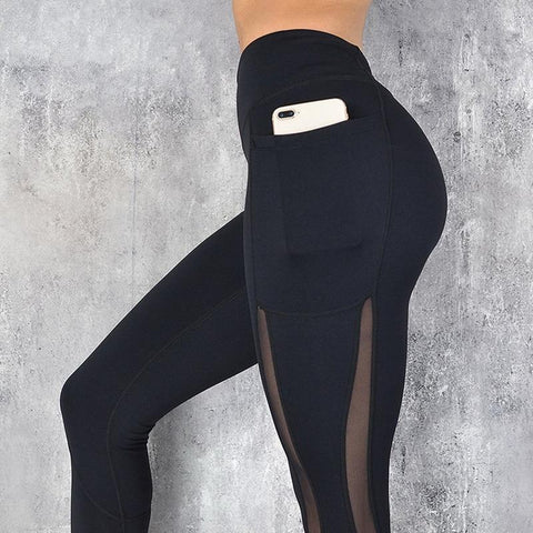On The Go Yoga Leggings v2