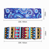 Multi-Color Yoga Strap Belt