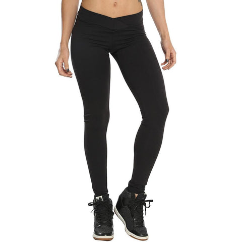 Basic High-Waisted Yoga Pants
