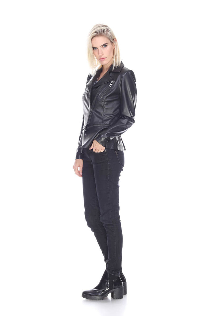 MT1494 Leather perfecto My Tribe Leather Clothing
