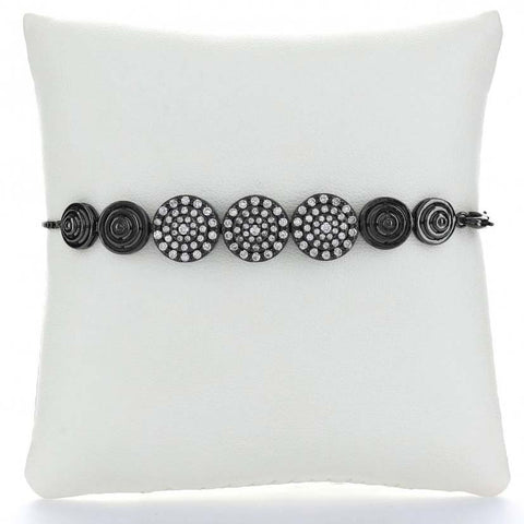 Celestial Dreams Anklet (Black)