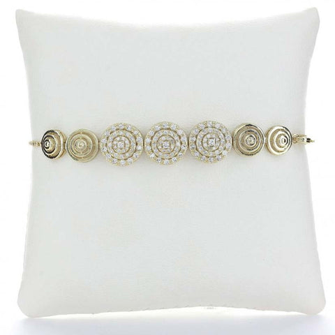 Celestial Dreams Anklet (Gold)