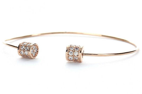 Celestial Dreams Bangle (Rose Gold)
