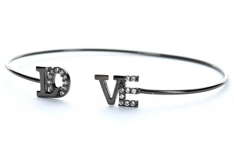 Love Bangle (Black)