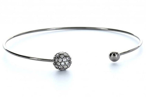 Sphere Bangle (Black)