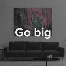 Load image into Gallery viewer, Vintage Abstract Tropical Framed Artwork Living Room Decor Ideas