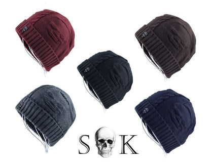 Skull Winter Hat