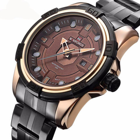 Stainless Steel Mens Watch