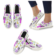 Slip-on Canvas Shoes for Kid - The Unicorn Shop