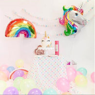 Unicorn and Rainbow Helium balloon - The Unicorn Shop