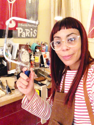Nina founder of Bristol in a Box