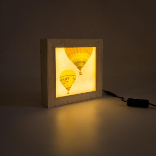 Gifts for the home: discover my wooden lightboxes handmade with love