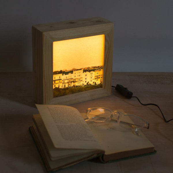 The So Clifton light box is Bristol in a Box best seller