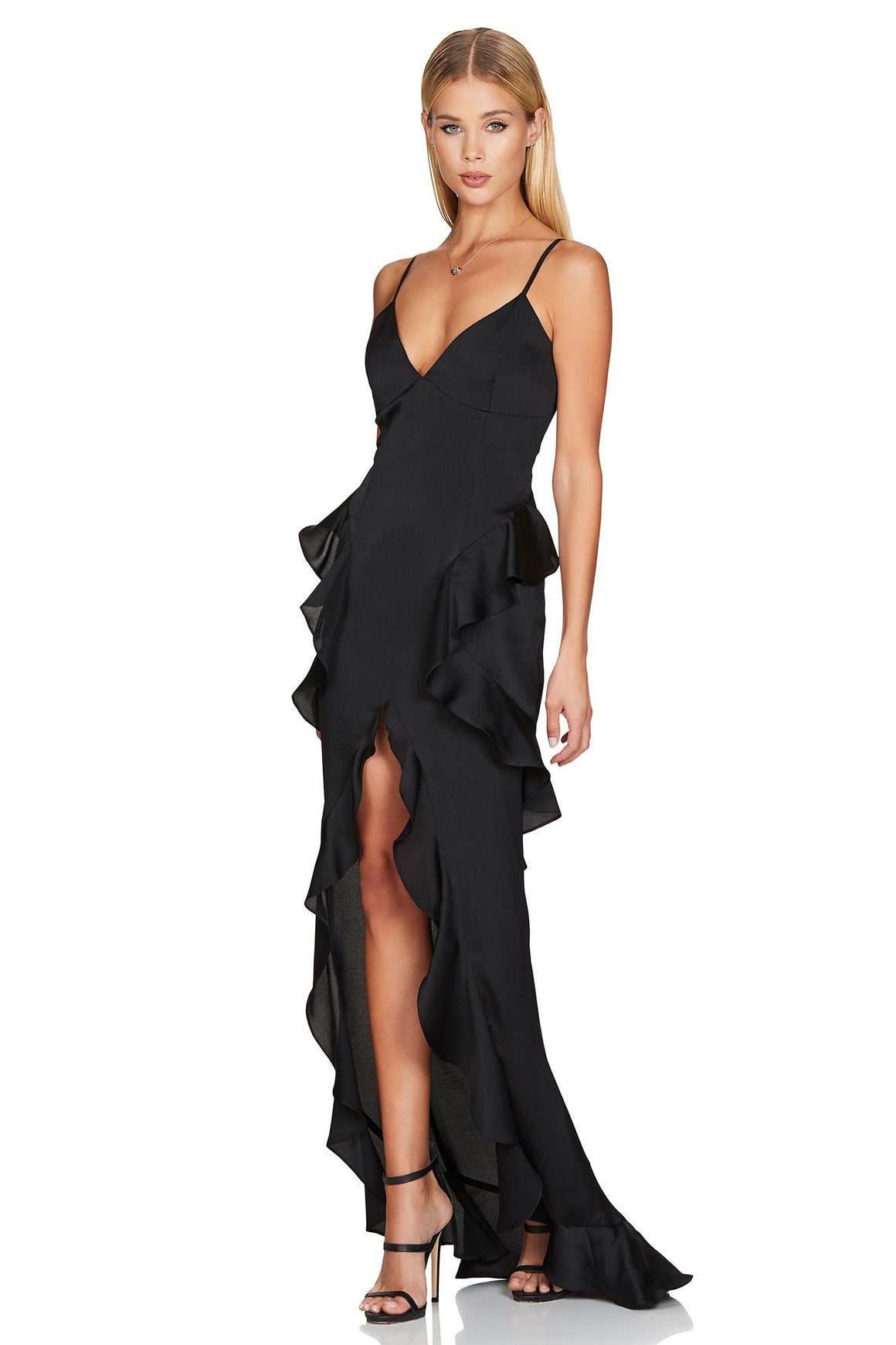 Ashton Gown - Black