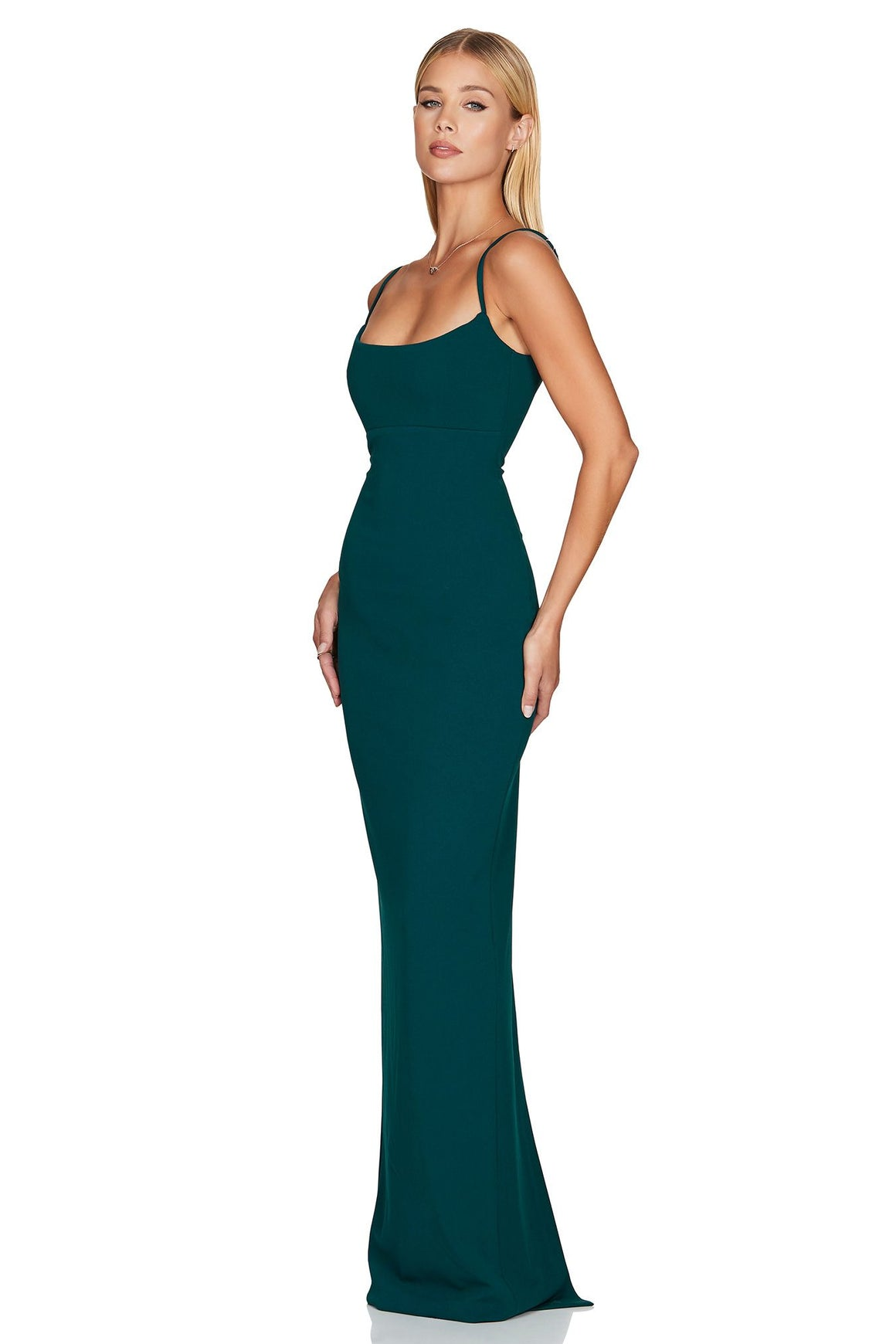 Bailey Gown - Teal