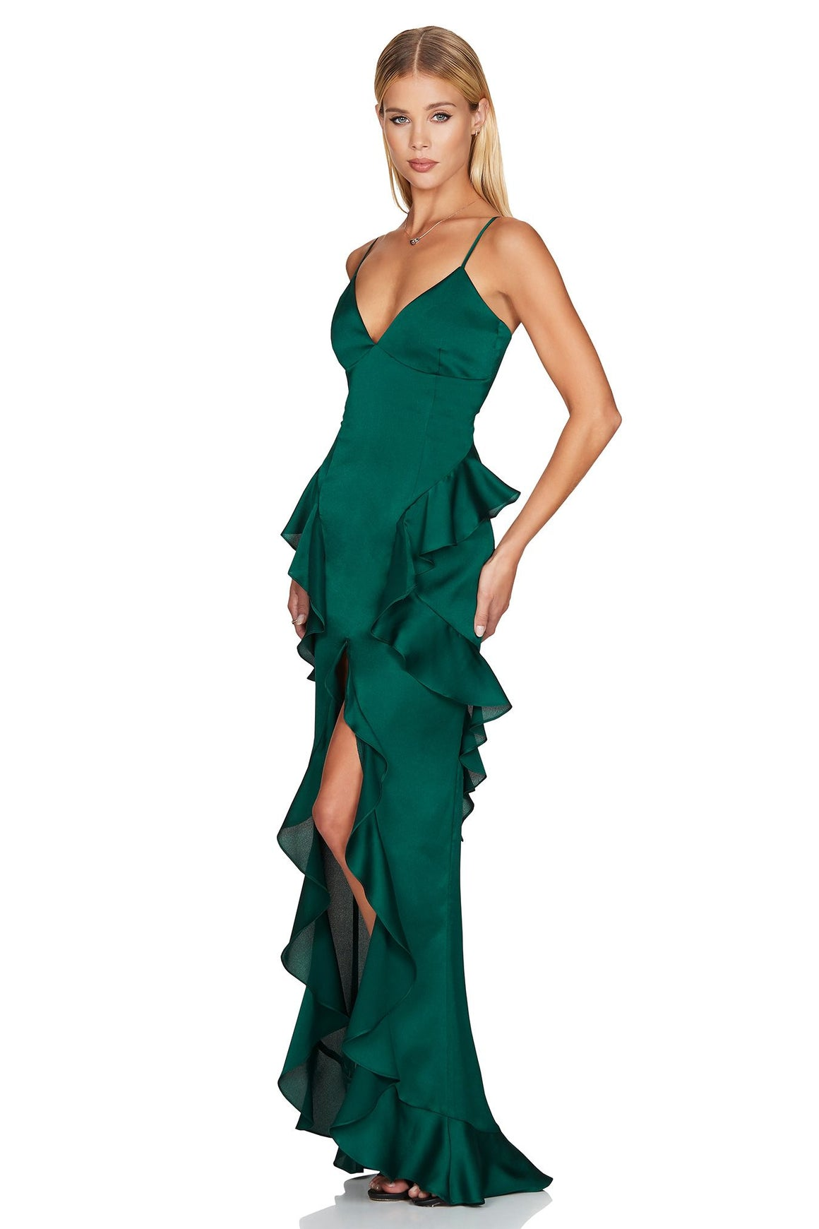Ashton Gown - Emerald