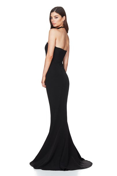 Angelina Gown - Black