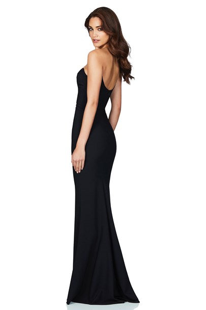 Diamond Gown - Black