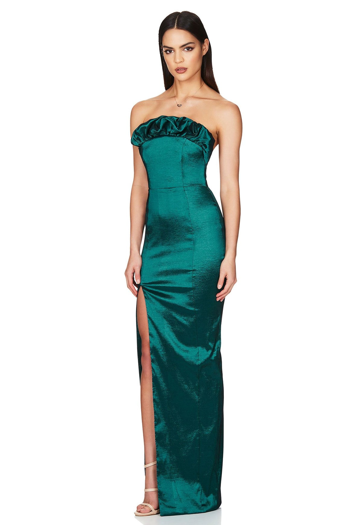 Adore Gown - Teal