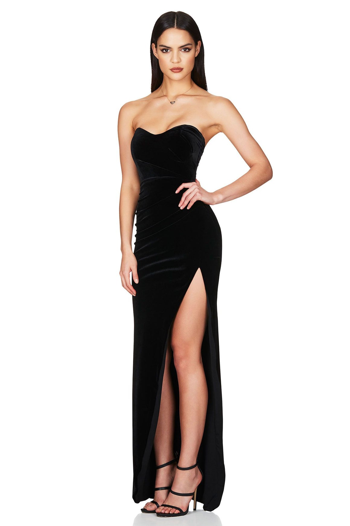 Cherish Gown - Black