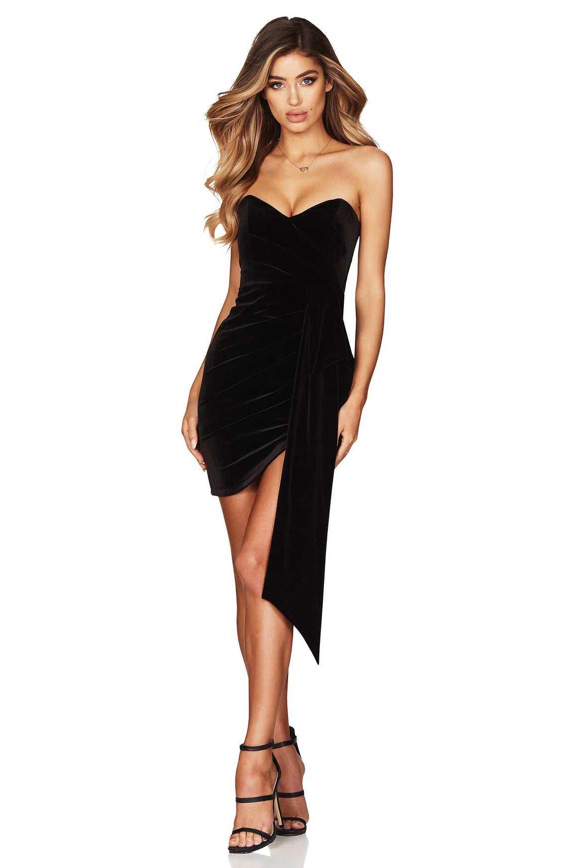 Vixen Velvet Mini - Black