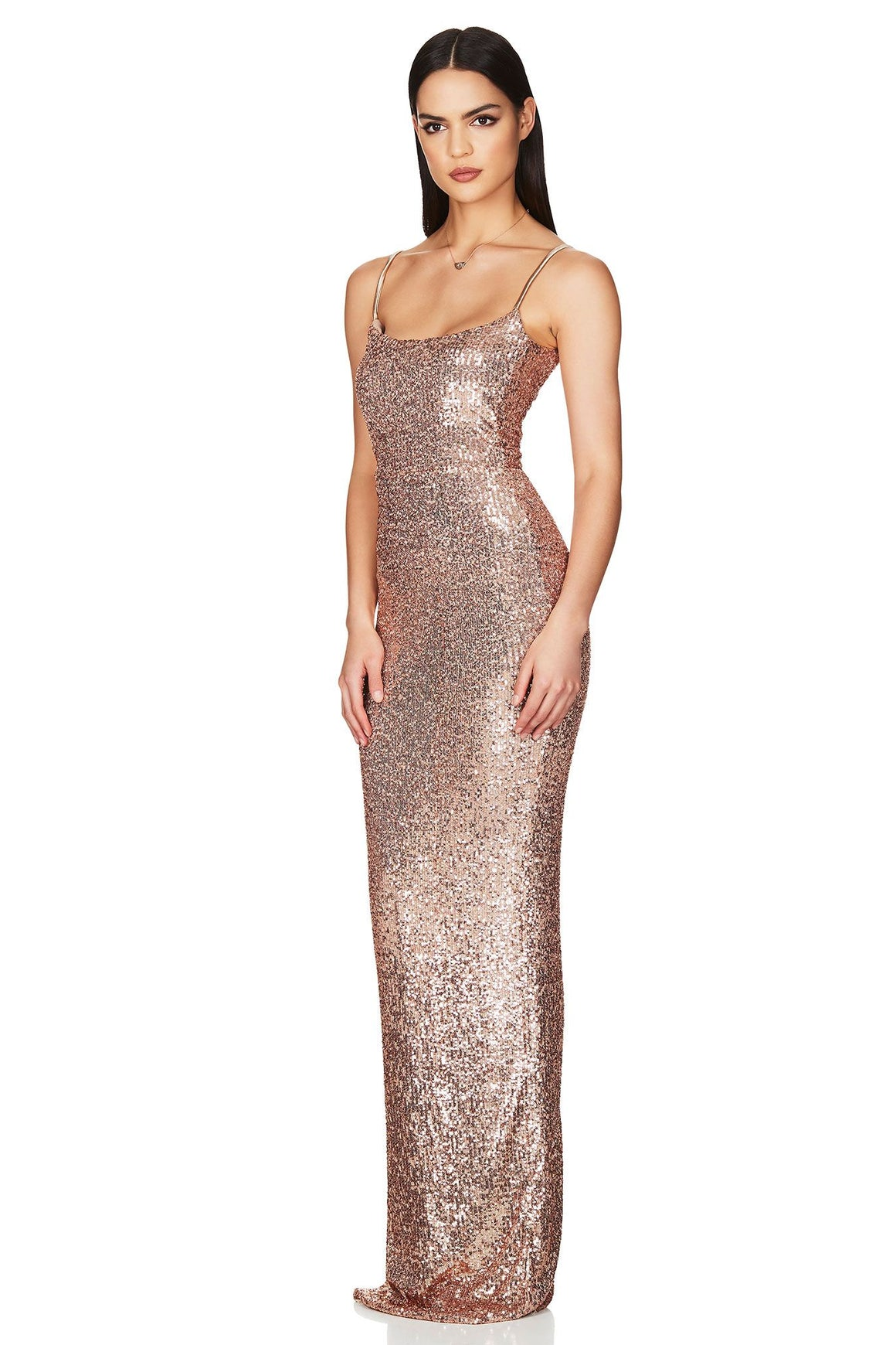 Lovers Gown - Rose Gold